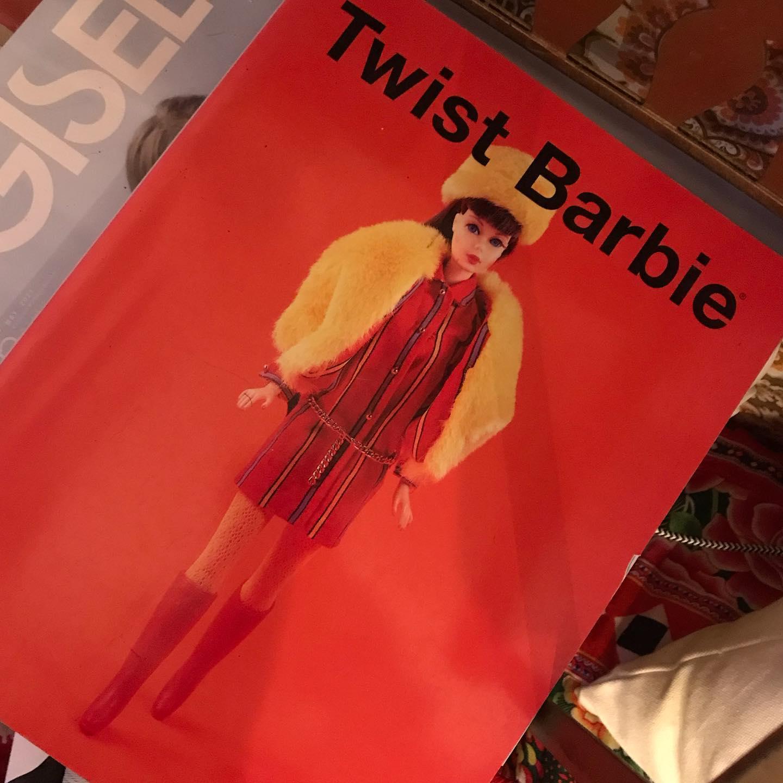 twist-barbie#barbie #大阪市 #美容室 #havana_stripe #髪型 #hairstyle #beauty #求人 #スタッフ募集