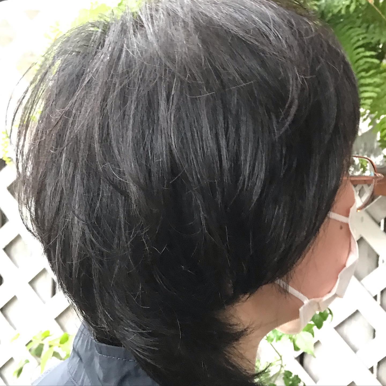 #マッシュ +  #大阪市 #美容室 #havana_stripe #髪型 #hairstyle #beauty #求人 #スタッフ募集
