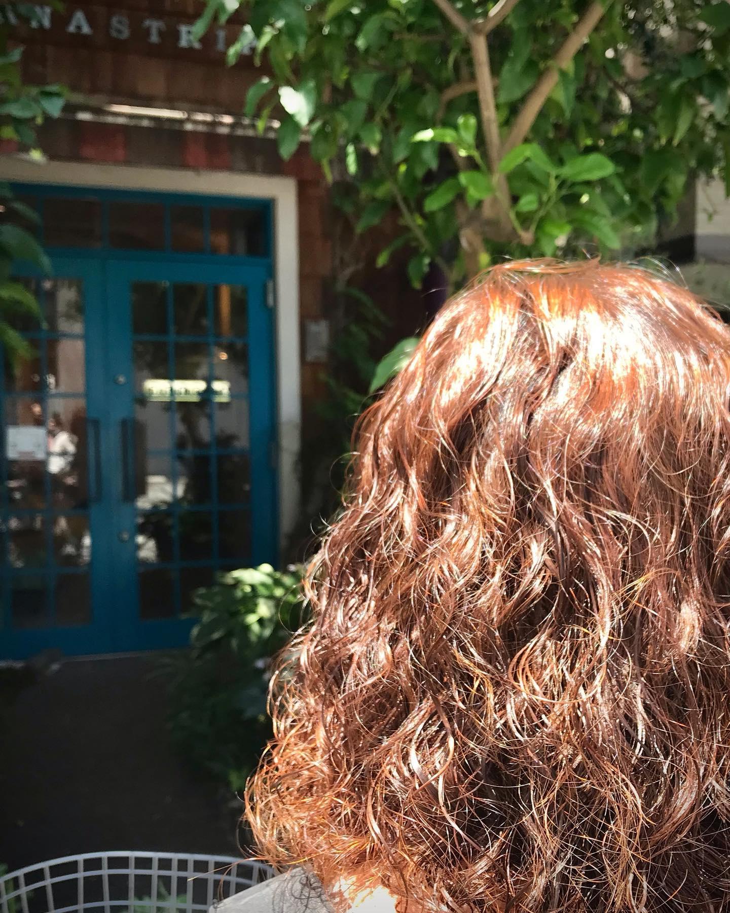 夏 パーマ&カラー #大阪市 #美容室 #havana_stripe #髪型 #hairstyle #beauty #求人 #スタッフ募集